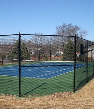 Tennis Courts Installation Columbus