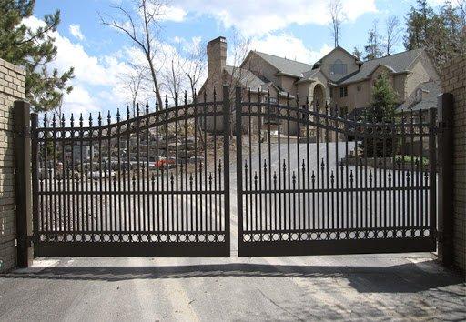 Columbus fence installation 1 2
