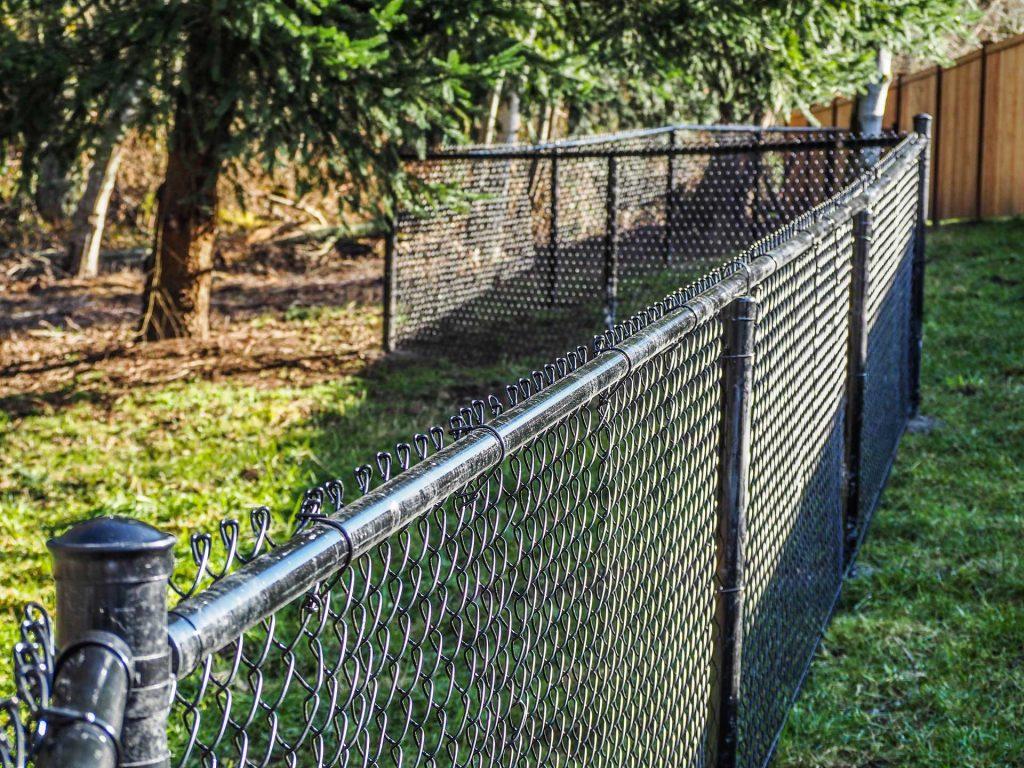 Columbus fence installation