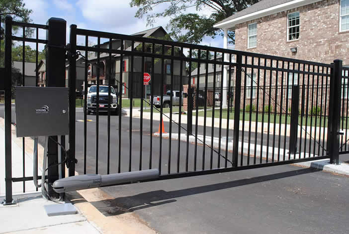 Gate Operators Installation Columbus