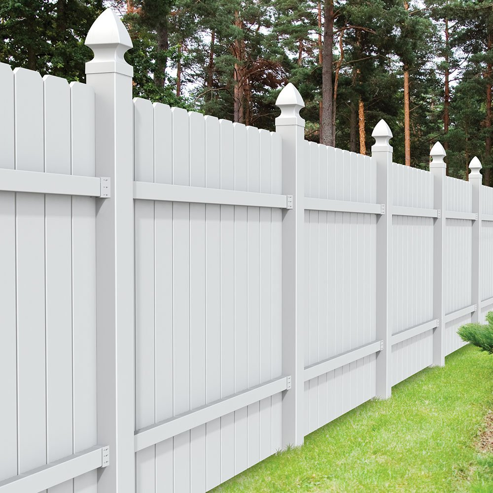 Vinyl Fence Installation Columbus