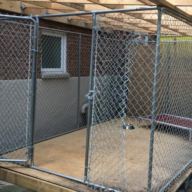 Dog Kennels Installation Columbus