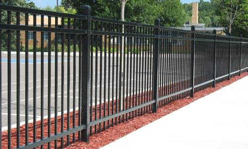 Steel & Aluminum Fences Installation Columbus